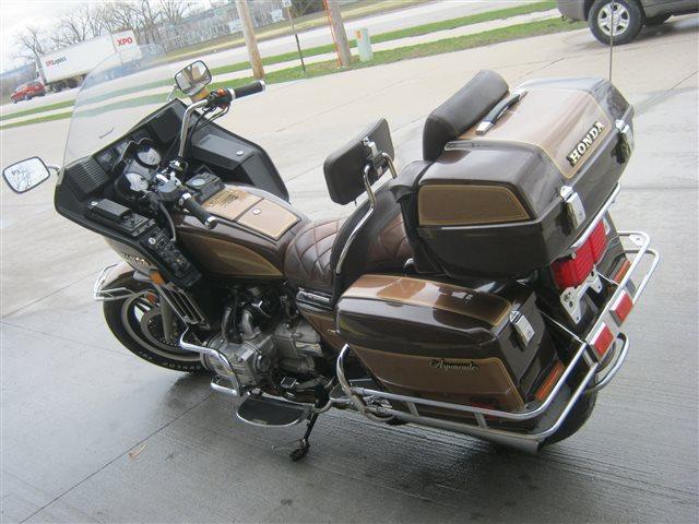 1982 Honda GL1100 Goldwing Aspencade at Brenny's Motorcycle Clinic, Bettendorf, IA 52722