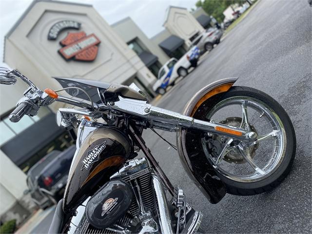 2011 Harley-Davidson Softail CVO Softail Convertible at Southside Harley-Davidson