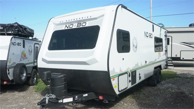 2022 Forest River No Boundaries NB19.1 at Prosser's Premium RV Outlet