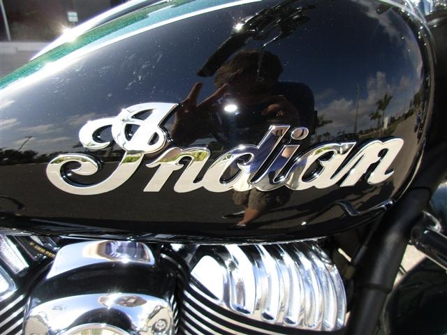 2018 Indian Springfield Metallic Jade / Thunder Black at Stu's Motorcycles, Fort Myers, FL 33912