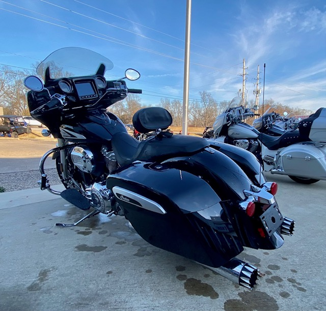 2019 Indian Chieftain Limited at Shreveport Cycles