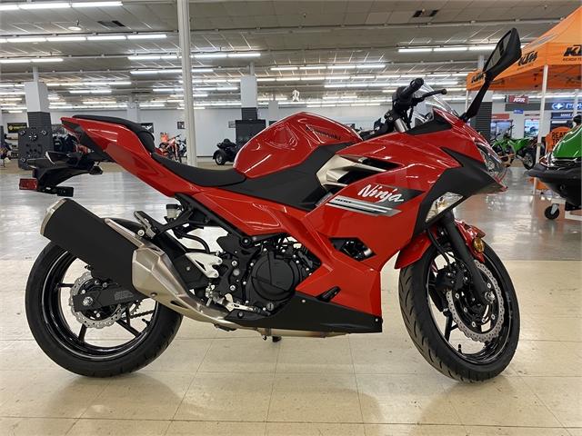 2021 Kawasaki Ninja 400 Base at Columbia Powersports Supercenter