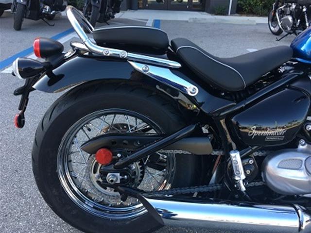 2020 Triumph Bonneville Speedmaster at Fort Myers