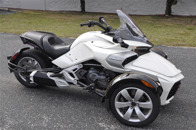 2015 Can-Am Spyder F3 Base at Seminole PowerSports North, Eustis, FL 32726
