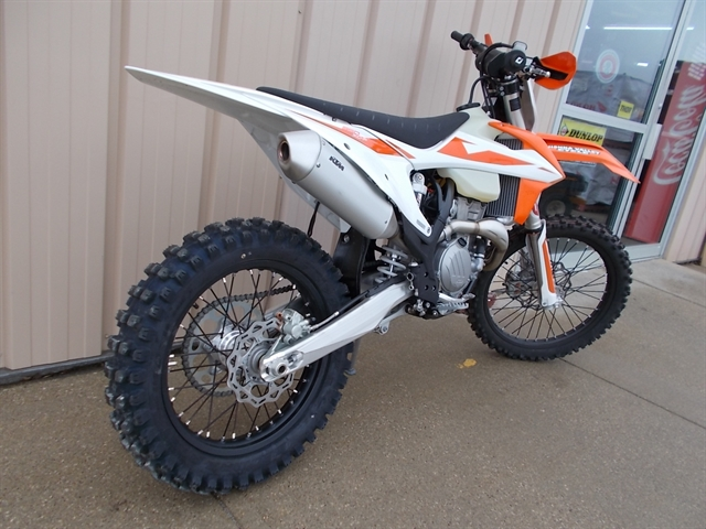 2020 KTM XC 350 F at Nishna Valley Cycle, Atlantic, IA 50022