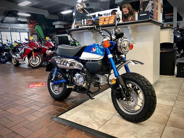 2021 Honda Monkey Base at Wild West Motoplex