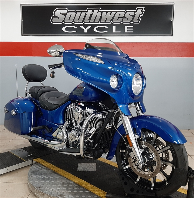 2018 Indian Chieftain Limited at Southwest Cycle, Cape Coral, FL 33909