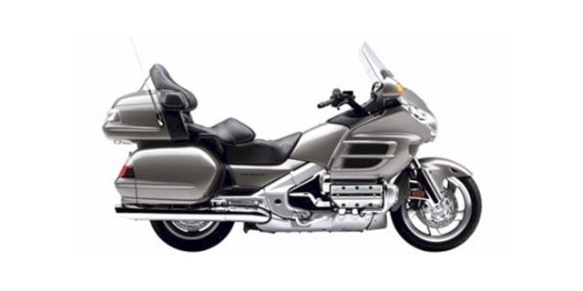 2008 Honda Gold Wing Audio / Comfort / Navi at Used Bikes Direct