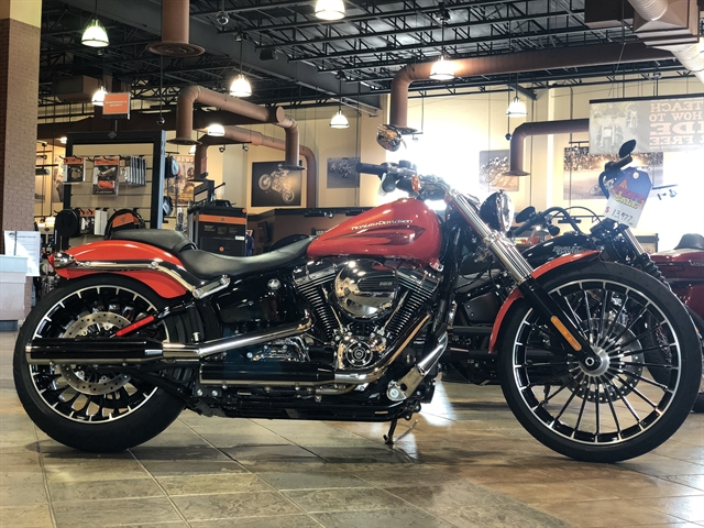 2017 Harley-Davidson Softail Breakout at Harley-Davidson of Macon