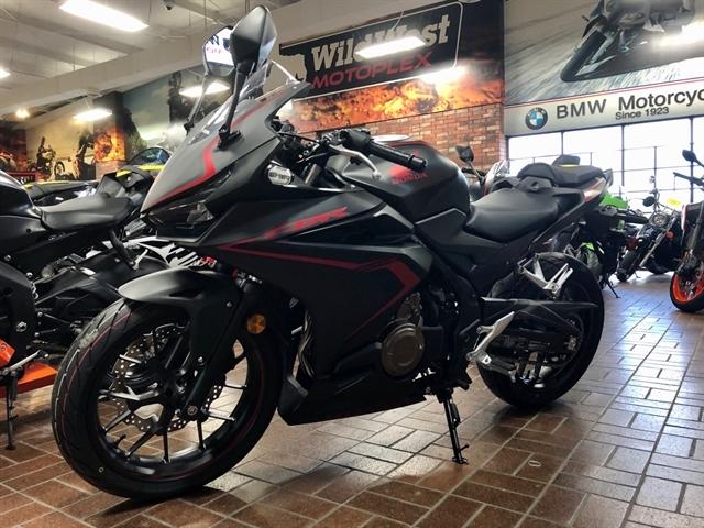 2020 Honda CBR500R Base at Wild West Motoplex