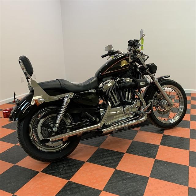 2007 Harley-Davidson Sportster XL 50 at Harley-Davidson of Indianapolis