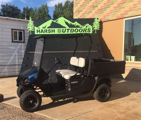 2018 Cushman Hauler Pro-X Hauler Pro-X Electric at Harsh Outdoors, Eaton, CO 80615