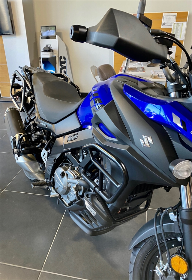 2020 Suzuki V-Strom 650XT at Shreveport Cycles