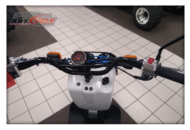 2022 Honda Ruckus Base at Bay Cycle Sales