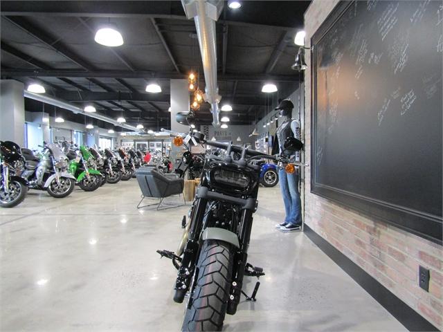 2021 Harley-Davidson Cruiser FXFBS Fat Bob 114 at Cox's Double Eagle Harley-Davidson