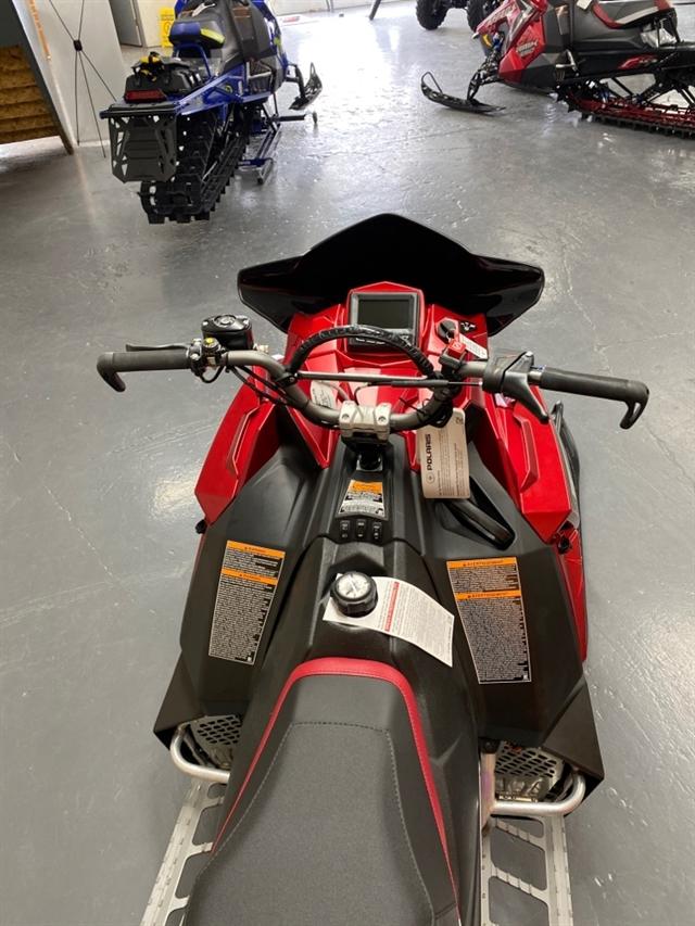 2021 Polaris RMK KHAOS 155 850 at Cascade Motorsports