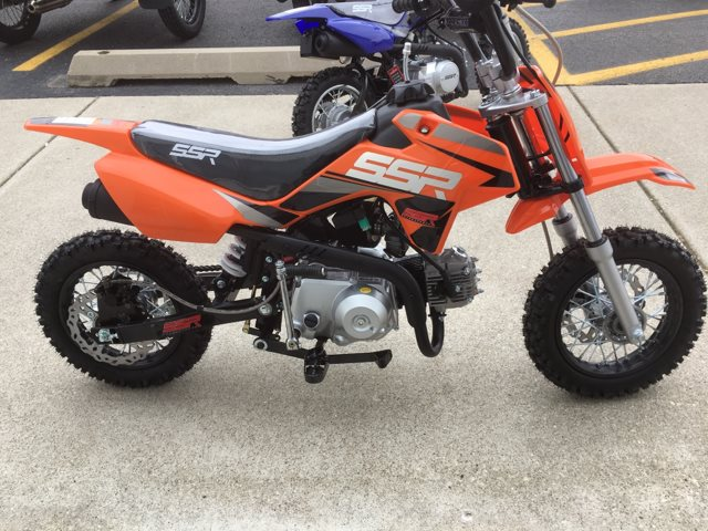 2019 SSR Motorsports SR70C auto clutch at Randy's Cycle, Marengo, IL 60152