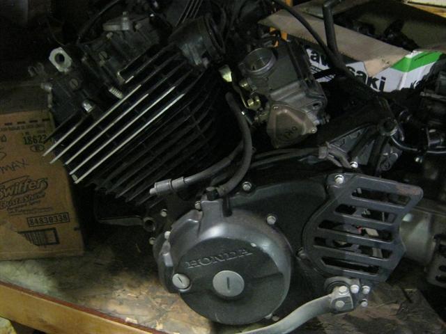 1985 Honda ATC 350X Engine-New at Brenny's Motorcycle Clinic, Bettendorf, IA 52722