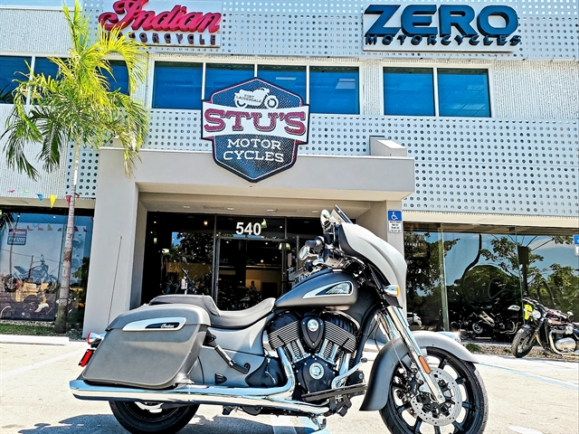 2020 Indian Chieftain 116 at Fort Lauderdale