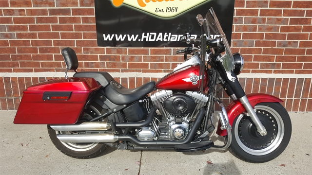 2015 Harley-Davidson Softail Fat Boy Lo at Harley-Davidson® of Atlanta, Lithia Springs, GA 30122