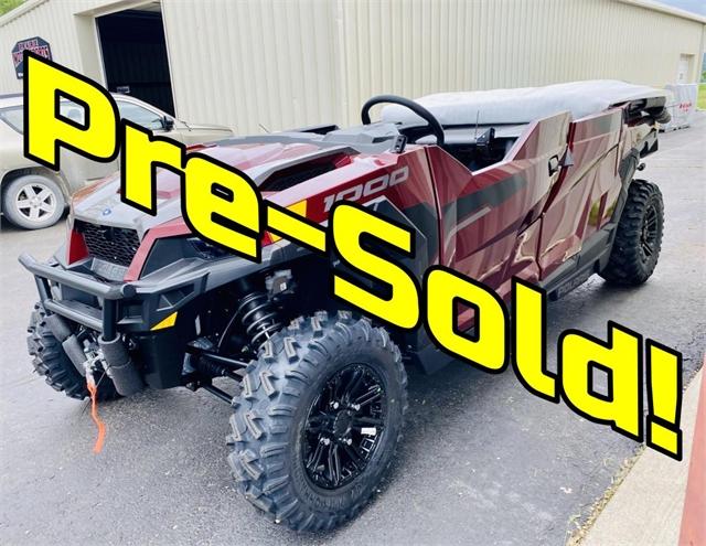 2021 Polaris GENERAL 4 1000 Deluxe at Prairie Motor Sports