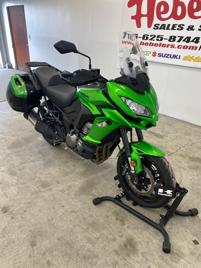 2016 Kawasaki Versys 1000 LT at Hebeler Sales & Service, Lockport, NY 14094