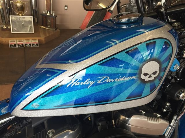 2016 Harley-Davidson XL1200X - Sportster  Forty-Eight at South East Harley-Davidson