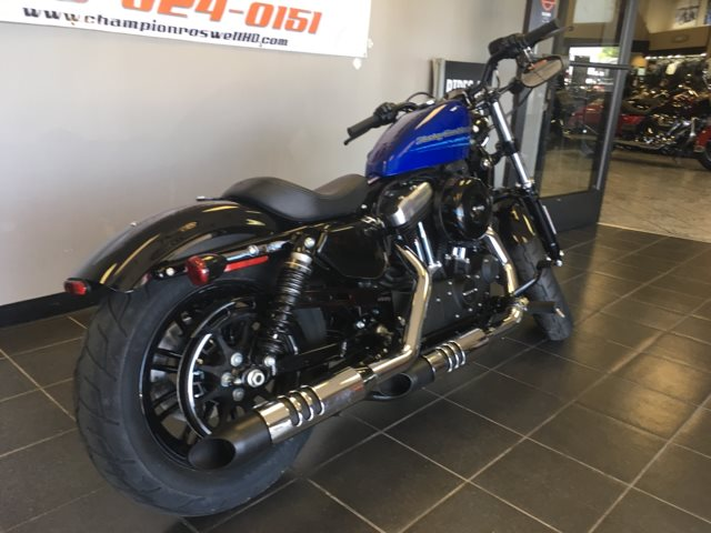 2019 Harley-Davidson Sportster Forty-Eight at Champion Harley-Davidson