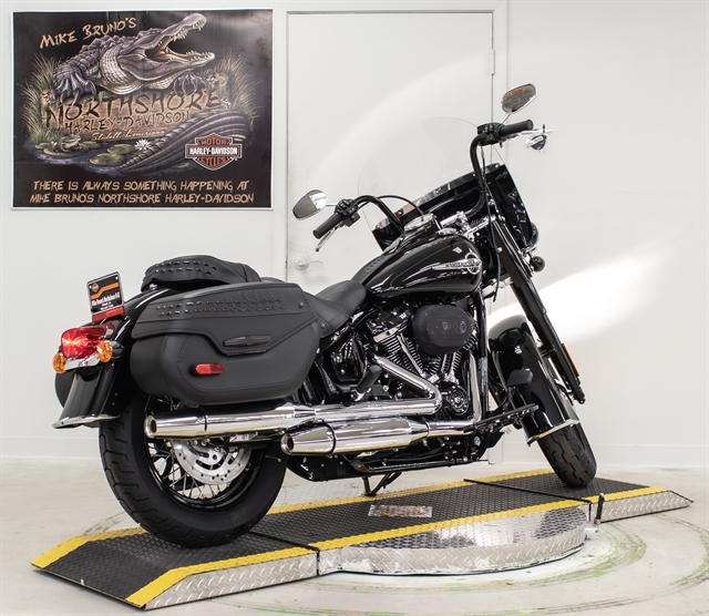 2020 Harley-Davidson Softail Heritage Classic at Mike Bruno's Northshore Harley-Davidson