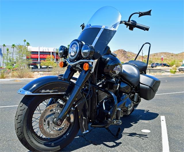 2019 Harley-Davidson Softail Heritage Classic 114 at Buddy Stubbs Arizona Harley-Davidson