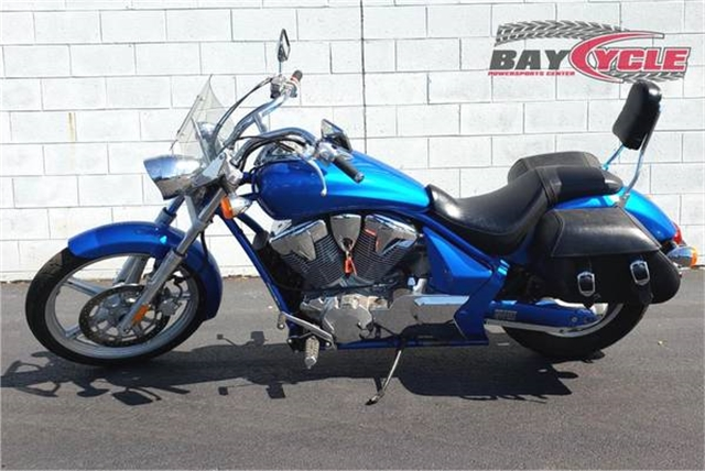 2012 Honda Sabre Base at Bay Cycle Sales