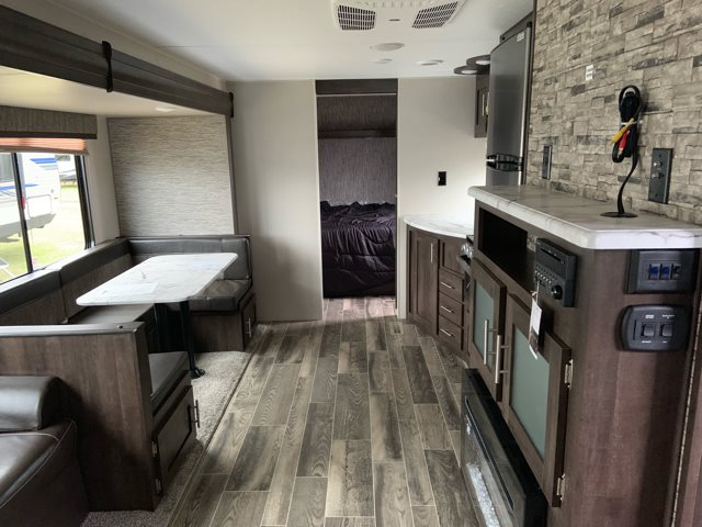 2019 KZ RV Sportsmen 281BHKLE Bunk Beds at Campers RV Center, Shreveport, LA 71129