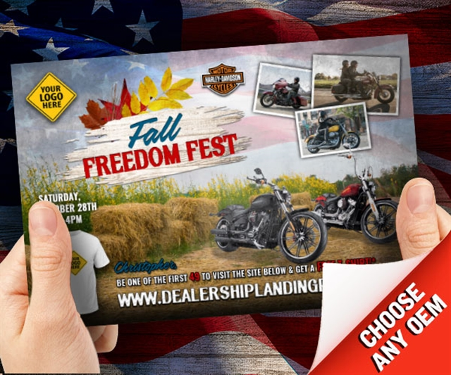 Fall Freedom Fest Powersports at PSM Marketing - Peachtree City, GA 30269