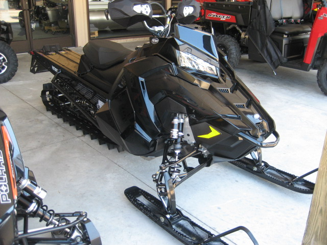 2019 Polaris PRO-RMK 800 155 at Fort Fremont Marine, Fremont, WI 54940