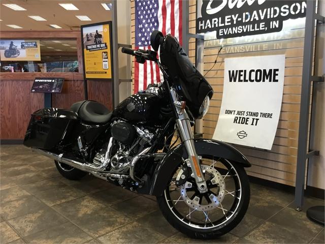 2021 Harley-Davidson Grand American Touring Street Glide Special at Bud's Harley-Davidson