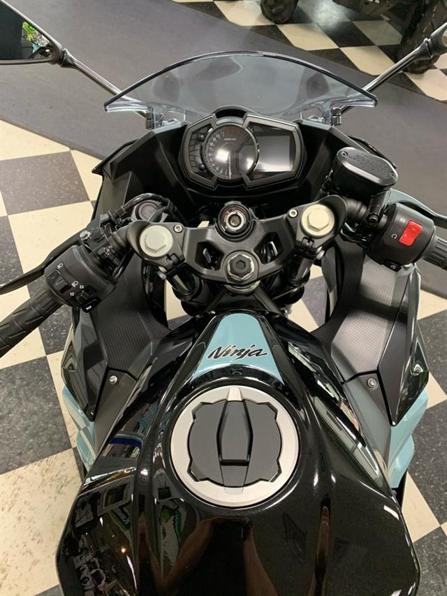 2020 Kawasaki Ninja 400 Base at Jacksonville Powersports, Jacksonville, FL 32225