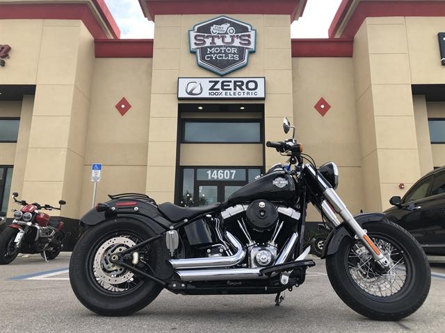 2014 Harley-Davidson Softail Slim at Fort Myers