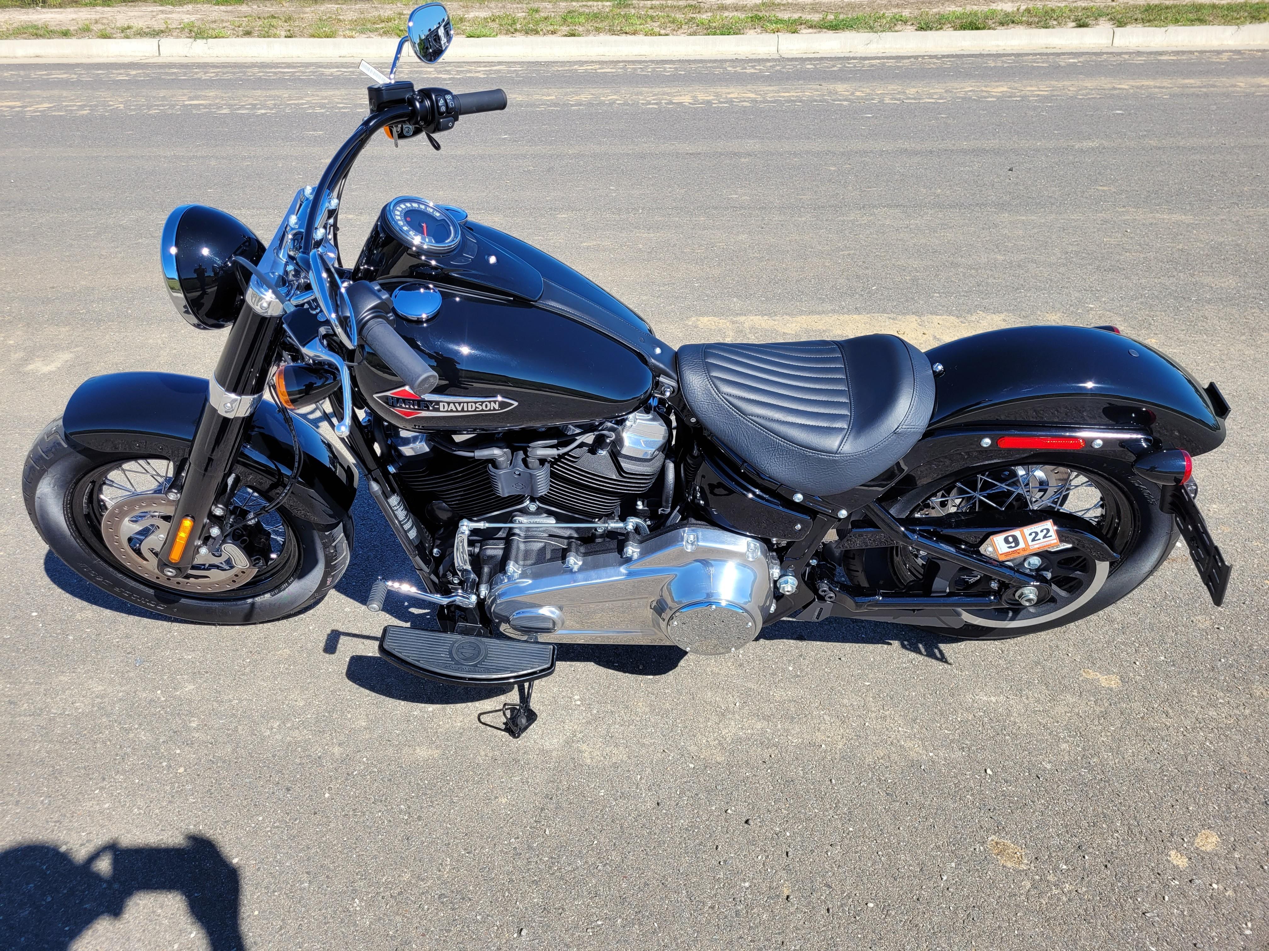 2020 Harley-Davidson Softail Softail Slim at Richmond Harley-Davidson