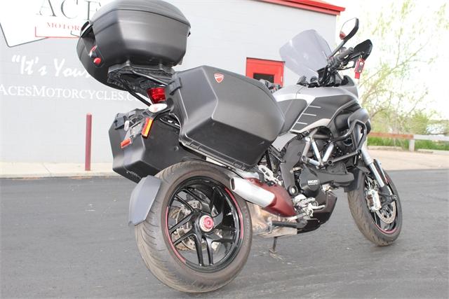 2013 Ducati Multistrada 1200 S Granturismo 1200 S Granturismo at Aces Motorcycles - Fort Collins