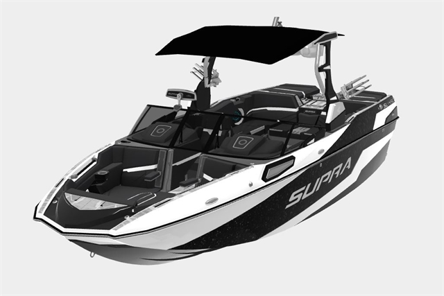 2022 Supra SL450 at Fort Fremont Marine