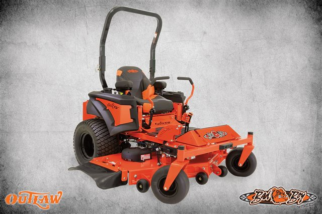 2015 Bad Boy Mowers Outlaw at Harsh Outdoors, Eaton, CO 80615