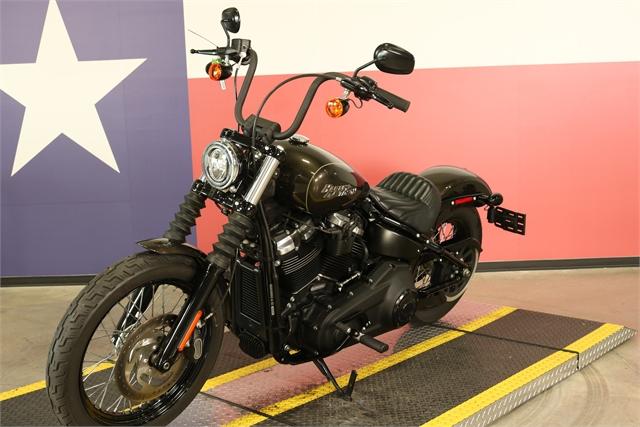 2019 Harley-Davidson Softail Street Bob at Texas Harley