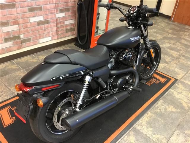 2017 Harley-Davidson Street 750 at Bud's Harley-Davidson, Evansville, IN 47715