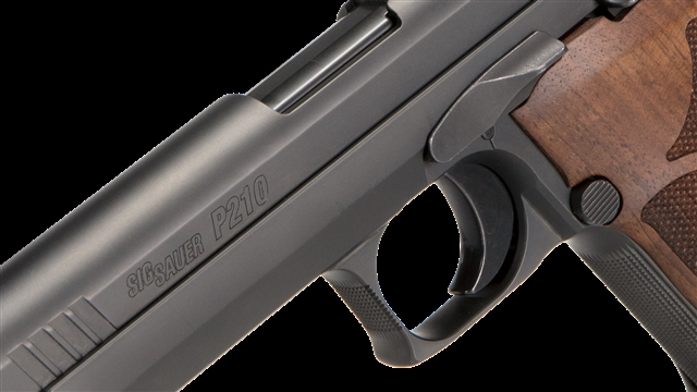 2019 Sig Sauer P210 at Harsh Outdoors, Eaton, CO 80615