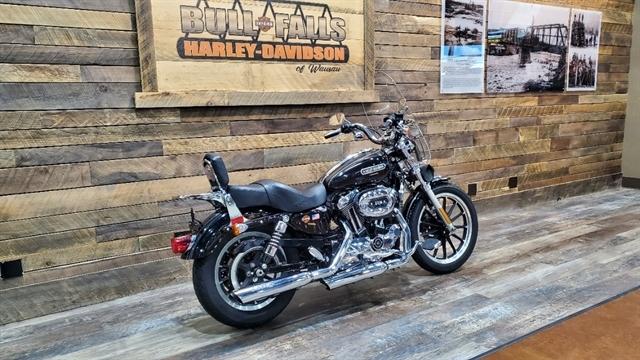 2008 Harley-Davidson Sportster 1200 Low at Bull Falls Harley-Davidson