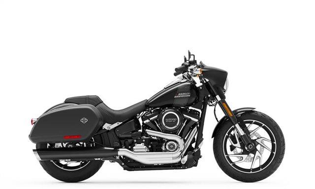 2021 Harley-Davidson Cruiser FLSB Sport Glide at Williams Harley-Davidson