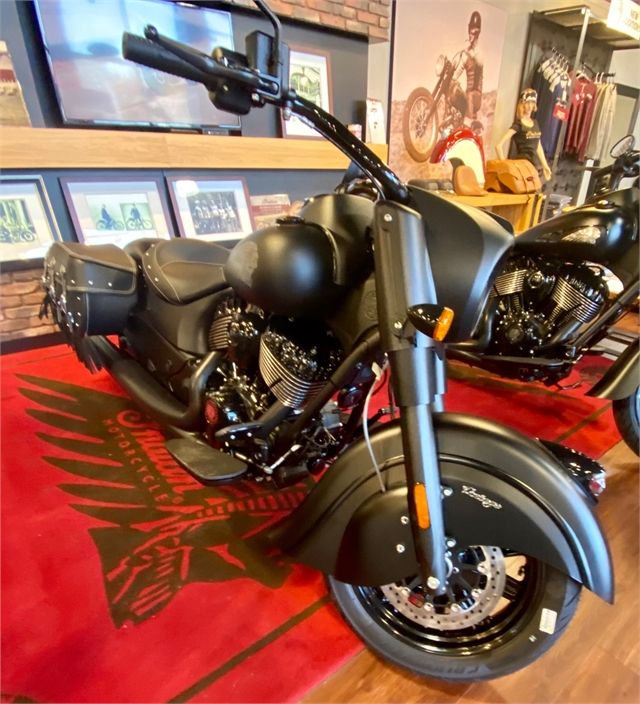 2021 Indian Vintage Vintage Dark Horse at Shreveport Cycles