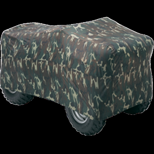 2019 CF MOTO COVER GUARDIAN ATV CAMO XL at Randy's Cycle, Marengo, IL 60152