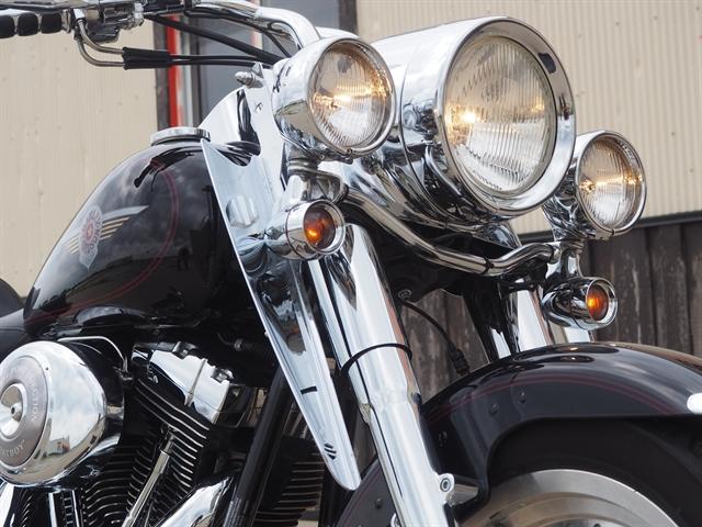 2001 Harley Davidson FLSTF at Loess Hills Harley-Davidson