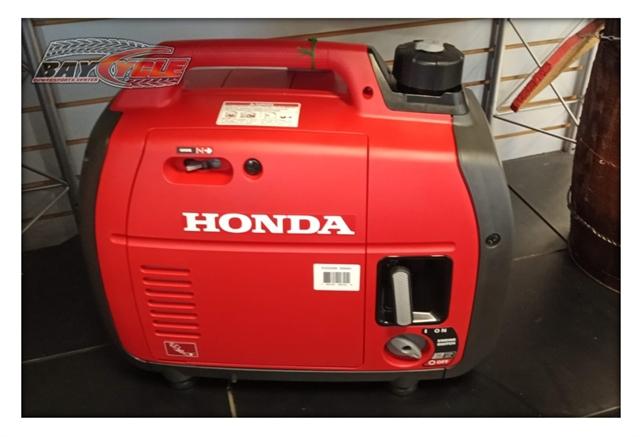 2021 Honda Generators EU2200i Companion at Bay Cycle Sales